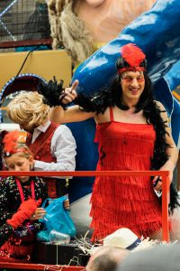 Danseuse du Moulin Rouge