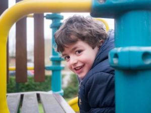 Le beau sourire de Zacharia