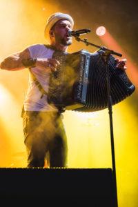CLAUDIO CAPEO Festival des Papillons de Nuit 2017