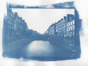 Quais Chateaubriand et Emile Zola à Rennes