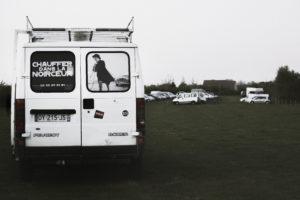 Chauffer dans la noirceur organisateur du festival Les Demoiselles en campagne
