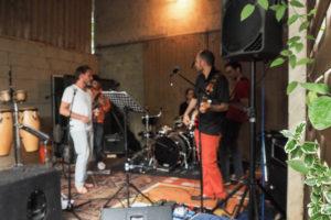 M.E.E. Concert caritatif en Mayenne