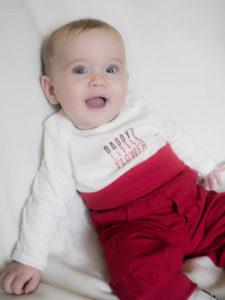 Portrait Bébé à domicile