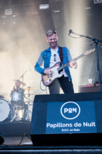 THE TEMPERANCE MOVEMENT Festival des Papillons de Nuit 2017