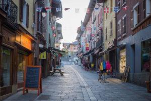 Centre de Bourg-Saint-Maurice