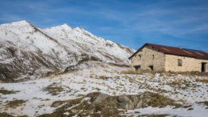 Cormet de Roselend Savoie