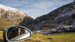 Sur la route des Grandes Alpes Savoie