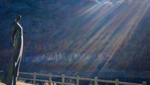 Lac de Chevril Savoie