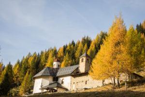 Chapelle Notre-Dame des Vernettes Savoie