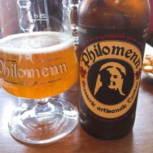 Bière blonde du Tregor Philomenn