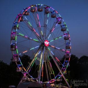 Festival des Papillons de nuit 2018 #P2N18 grande roue
