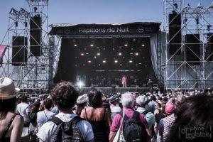 Festival des Papillons de nuit 2018 #P2N18 Scène CALYPSO ROSE